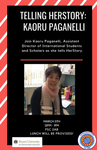 Telling Herstory: Kaoru Paganelli by Hochberg Women's Center and Kaoru Paganelli