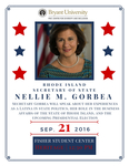 Nellie M. Gorbea Talk by PwC Center for Diversity and Inclusion Intercultural Center