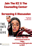 The Hate U Give: Screening & Discussion, 2 by PwC Center for Diversity and Inclusion Intercultural Center and Counseling Center