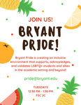 Bryant Pride! by Pride Center