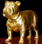Class of 1999 Gift -- Golden Bulldog