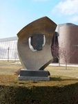 """Class of 1989 Gift -- Bronze Sculpture """"Beginnings"""" by Dr. William Haas"""