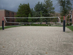 Class of  1993 Gift -- Volleyball Court