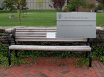 Class of 2001 Gift -- Lighting and Benches along Alumni Walk