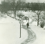 Class of 1968 Gift -- Archway Construction at the Smithfield Campus