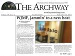 WJMF Radio Station by The Archway