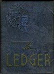 "The 1953 Bryant Yearbook, ""The Bryant Ledger"""