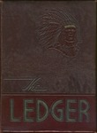 """The 1954 Bryant Yearbook, """"The Bryant Ledger"""""""